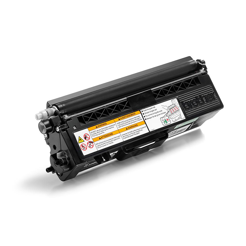 Originali Brother TN325BK dažų kasetė – juodos spalvos