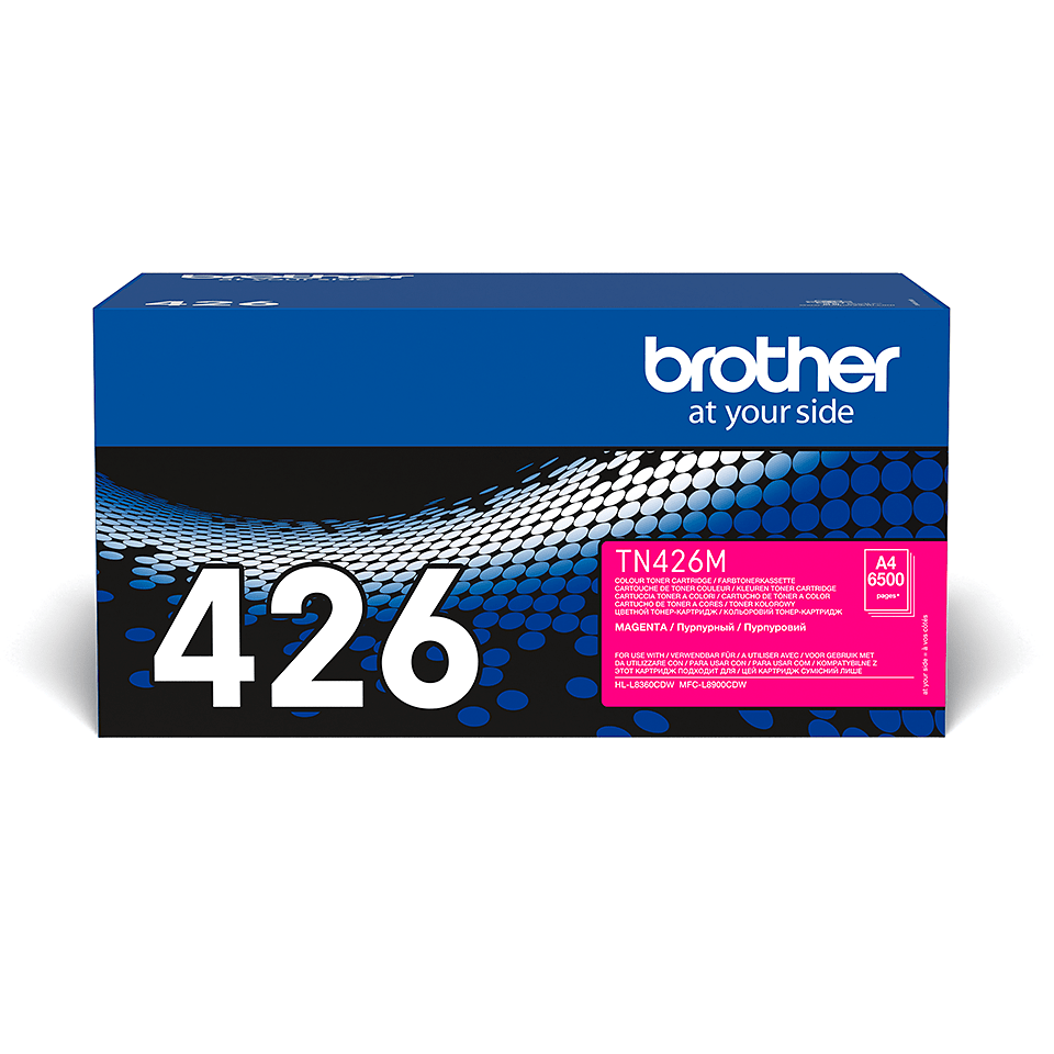 Genuine Brother TN-426M Toner Cartridge – Magenta