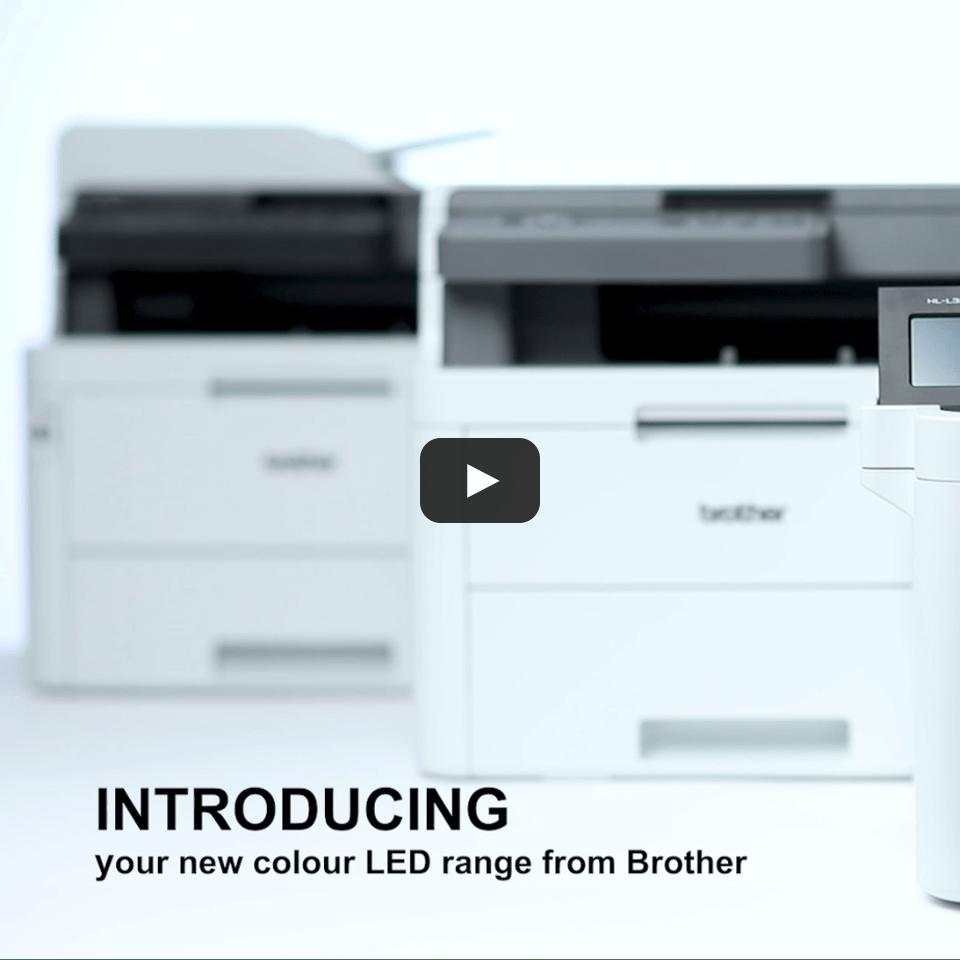 HL-L3210CW spalvotas belaidis LED spausdintuvas 6